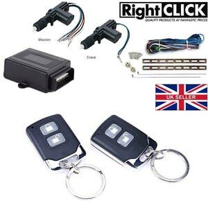 2 Door Central LockingKit Remote Keyless (Up-gradable To 4 Doors) 2D-CLR007R287