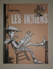 Deux aventures de Lucky Luke - 2 - Les indiens