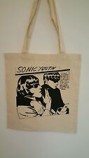 Sonic Youth- Goo-Tote Bag--  cream colour made in cotton