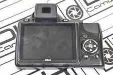 Nikon Coolpix P90 Rear Cover with LCD Screen Repair Part DH6804