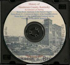 Henderson County KY History - Kentucky Genealogy