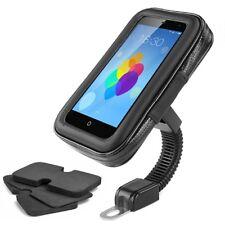 Smartphone GPS Tasche Schutzhülle mit Halter für Fahrrad Motorrad Roller Quad