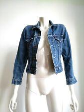 Vintage Levis Junior Denim Blazer Jean Jacket