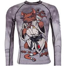 Tatami Fightwear Mat Rat Long Sleeve BJJ Rashguard