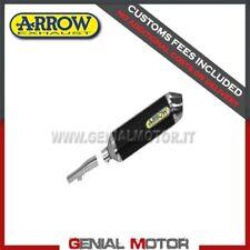 Exhaust + Link Pipe Arrow R. Tech Alu B Honda Nc 750 S 2014 > 2015