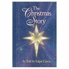 The Christmas Story: As Told by Edgar Cayce-ExLibrary