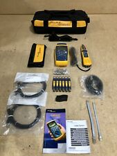 Fluke Networks Ciq Kit Cableiq Tester Amp Intellitone Pro 200 Advanced It Kit Ciq