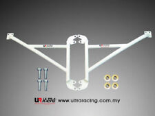 FOR 89-94 NISSAN 240SX S13 ULTRA RACING 3-POINT FENDER BRACE CHASSIS FRAME BAR