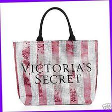 Victoria's Secret BLACK FRIDAY 2015 Getaway Tote Purse Bag Big Travel HUGE Bling
