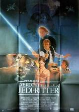 Star Wars RETURN OF THE JEDI  original german 2 sheet movie poster 1983 Lucas