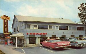 Postcard S and M Restaurant in Gatlinburg, Tennessee~123208