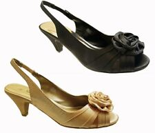 Mid Heel (1.5-3 in.) Unbranded Plus Size Shoes for Women