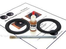 """Altec Lansing 4"""" Speaker Foam Surround Repair Kit - 55, 9603115, A 7381 - 2 Pack"""