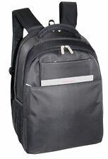 """Notebook Rucksack, hochwertig, rückengepolstert, viele Fächer, max. 15,6"""", Nylon"""
