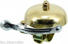 Classic Sound Runner Brass Bicycle Bell Spring Side-Ping Japan Best Sound Bike
