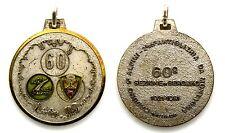 Medaglia Ass. Naz. Alpini - 60° Sez. Di Bergamo 5° Raduno 1981 (Armoir)