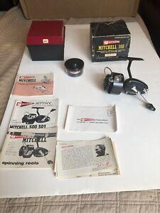 Vintage Garcia Mitchell 300 reel New In Box
