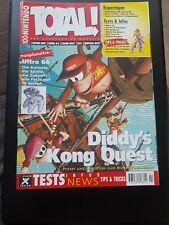 Total! Magazin Jahrgang 1996 Ausgaben zum Auswählen Nintendo