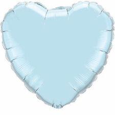 Heart Baptism/Christening Party Foil Balloons