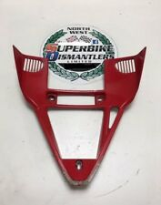 DUCATI V-PIECE UNDER FAIRING 749 999 FRONT SHIELD 48430441a RED