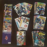 Special YOUNG JUSTICE (lot of 66) 1 - 55 set, Secret Spyboy Sins Origins 1998 on