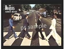 BEATLES ABBEY ROAD - Flexible Fridge MAGNET - free shipping on additional items
