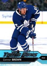 2016-17 Upper Deck #204 Connor Brown YG RC Leafs