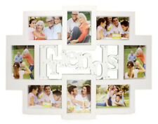 NEW FRIEND PHOTO FRAME COLLAGE XMAS GIFT INDOOR DECORATIONS PICTURE MEMORIES