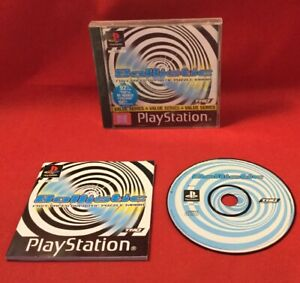 Ballistic - PlayStation 1 - PS1 - PAL - TESTED