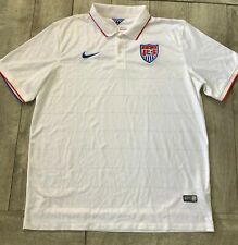 2014 United States America Usa National Team Soccer Nike Soccer Jersey Mens 2Xl