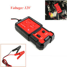 Automotive Relay Tester Battery Diagnostic Tool Bayonet Plug Relay Detector