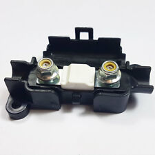 10 x 80 Amp Midi FUSIBILE Bianco + MIDI/striscia di collegamento scatola portafusibili AUTO 80 A