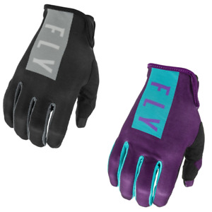 2021 Fly Racing Lite Women's MX Motocross Offroad Gloves - Pick Size & Color