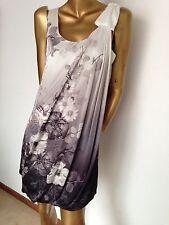 Beautiful H&M formal dressy sleeveless print dress sz8