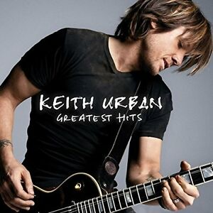 Keith Urban ~ Greatest Hits ~ 18 Kids ~ NEW CD Album - Very Best Of    Country
