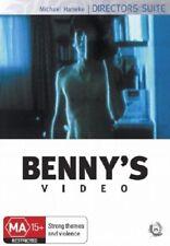 Benny's Video (DVD, 2007) R4