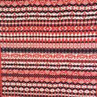 "⭐VTG Hungarian Tapestry Geometric Hand Made Art Wall 48x15.5"" Unused"