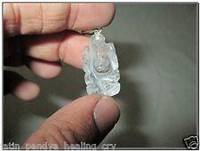 Jet Top Selling Crystal Quartz Mini Ganeshji Pendant Gemstone Original Crystal