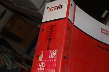 CASE 1190 1194 1290 1294 1390 1394 TRACTOR Repair Service Manual farm 1990 owner
