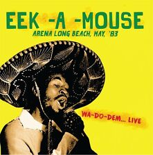 EEK-A-MOUSE - Arena Long beach, May, '83. New CD + Sealed. **NEW**