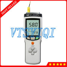 -200~1800C Thermocouple Thermometer Single Channel Digital Temperature Meter