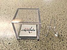 Washington Capitals Stanley Cup Championship NHL Hockey Ring Custom Display Case