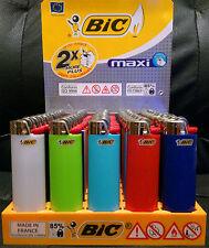 25 Stück BIC Maxi Feuerzeuge J26 mit Kindersicherung Keine Versandkosten Neuware