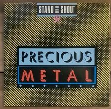 """PRECIOUS METAL - Stand Up And Shout ~7"""" Vinyl Single~"""