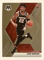 2019-20 Prizm Mosaic CAM REDDISH Base Rookie, RC, #241, Atlanta Hawks, Duke