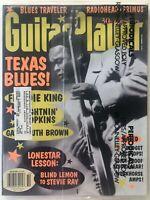 Guitar Player Magazine October 1997 Vintage Texas Blues Freddie King Mint Sealed