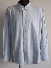 Timberland mens cotton long sleeve striped shirt size XXL