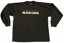Patrick Swayze Owned T-Shirt From His Film ''Black Dog''