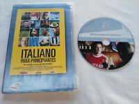 ITALIANO PARA PRINCIPIANTES LONE SCHERFIG DVD SLIM ESPAÑOL DANES
