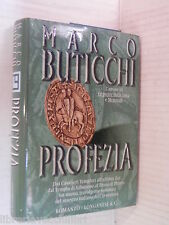 PROFEZIA Marco Butucchi Tropea 2000 romanzo narrativa racconto storia libro di